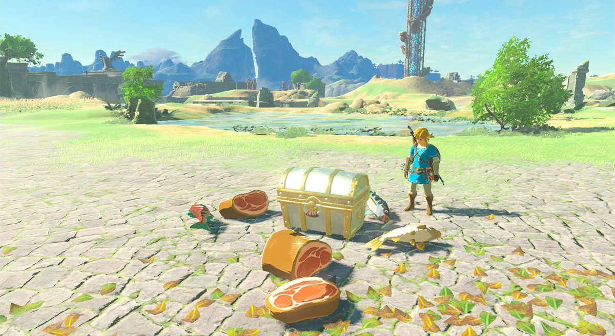 dd7583ad67 Guía Zelda Breath of The Wild - Cómo utilizar los amiibo - Guías y trucos  en HobbyConsolas Juegos