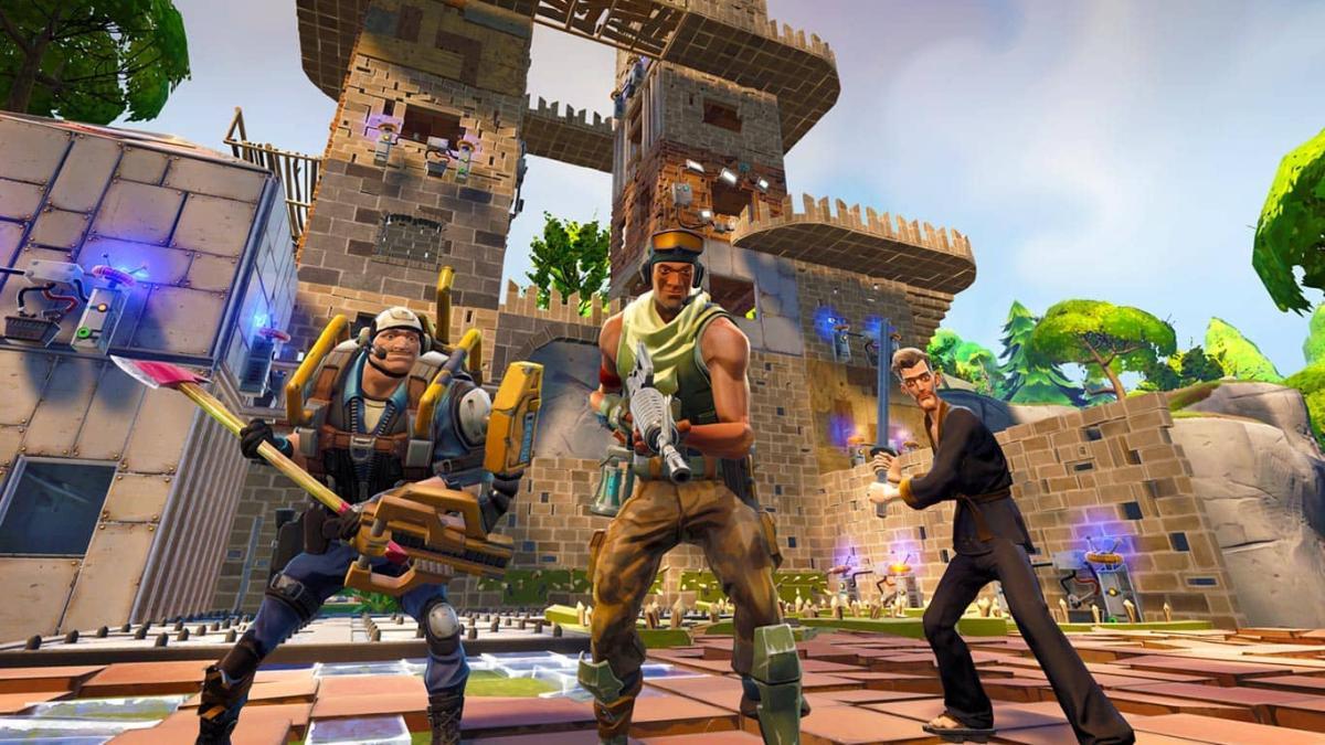 Cómo descargar Fortnite Battle Royale y jugar con amigos - Guías y