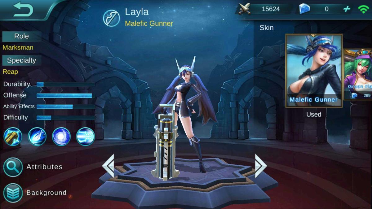 750 Koleksi Gambar Hero Mobile Legends Miya HD Terbaru