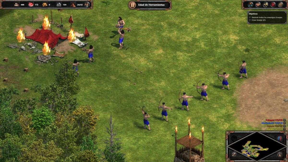 Análisis de Age of Empires Definitive Edition para Windows