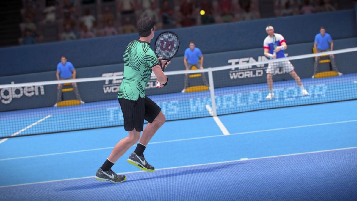 Avance de Tennis World Tour para PS4, Xbox One, Switch y PC - HobbyConsolas  Juegos