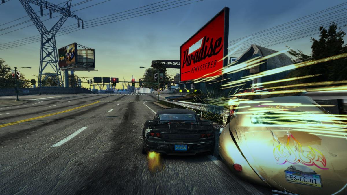 Análisis de Burnout Paradise Remastered para PS4 y Xbox One