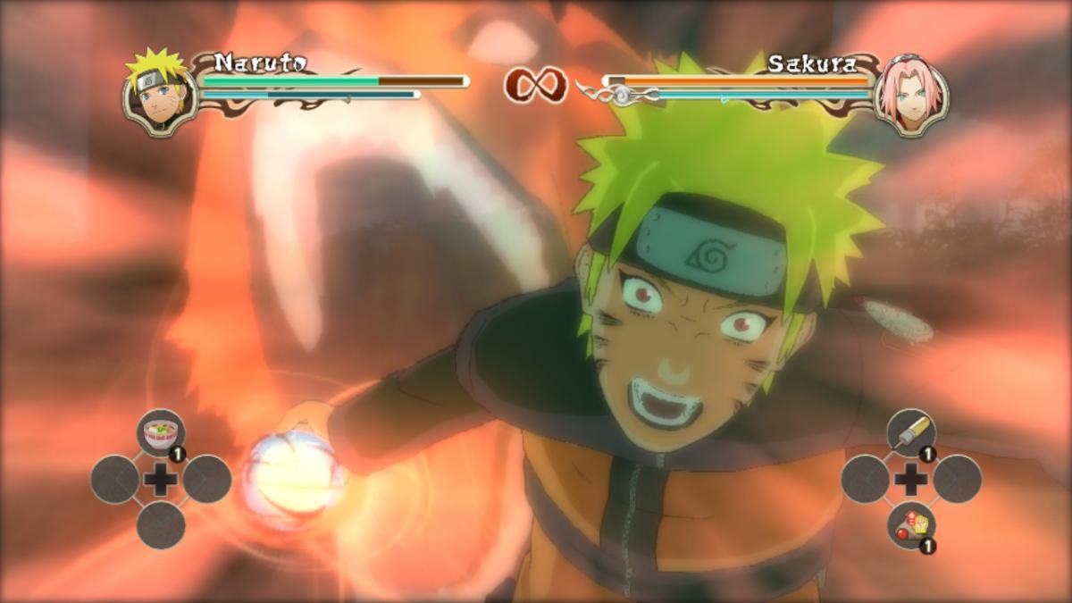 Análisis de Naruto Shippuden Ultimate Ninja Storm para