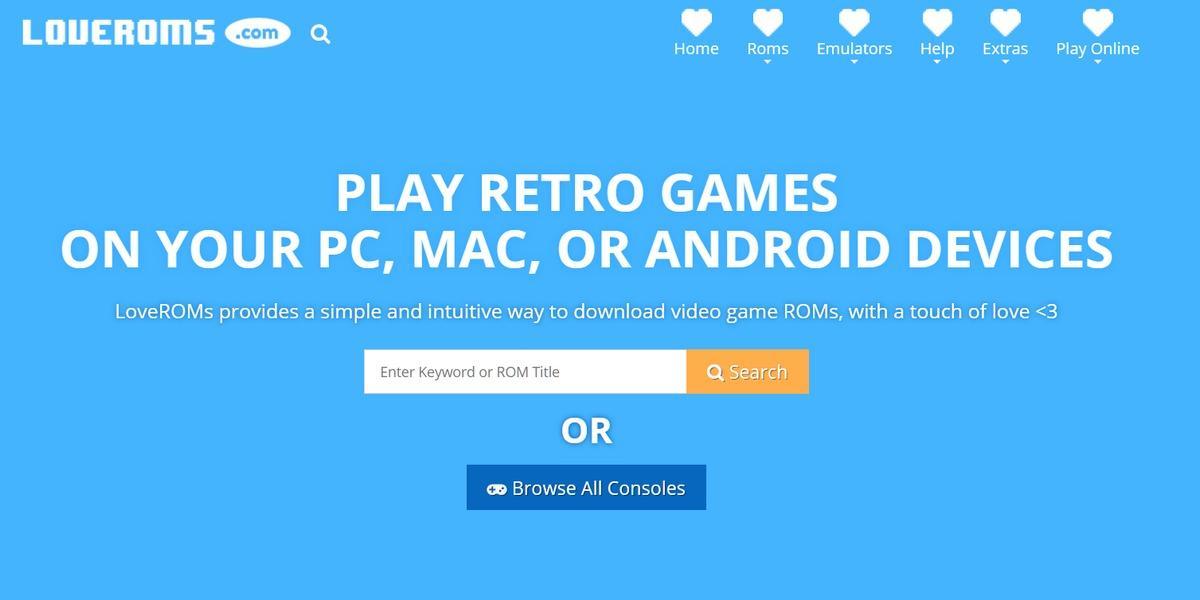 Nintendo será indemnizada por una página de descarga de ROMs gratis