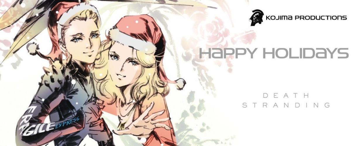 Felicitaciones De Navidad Anime.Las Mejores Felicitaciones Navidenas De Videojuegos