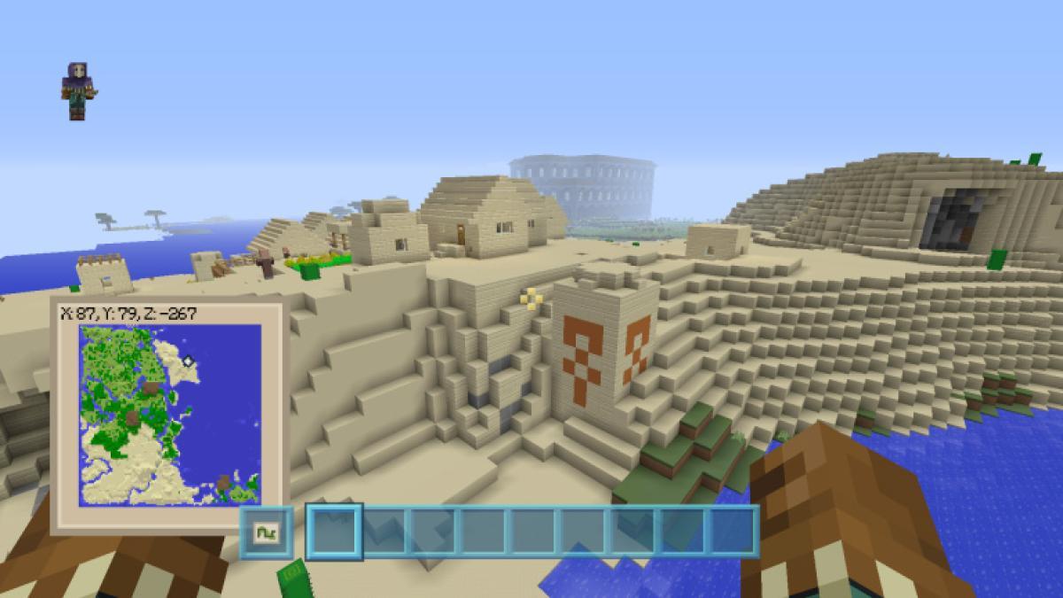 Las mejores semillas de Minecraft para PC, PS4, Switch y