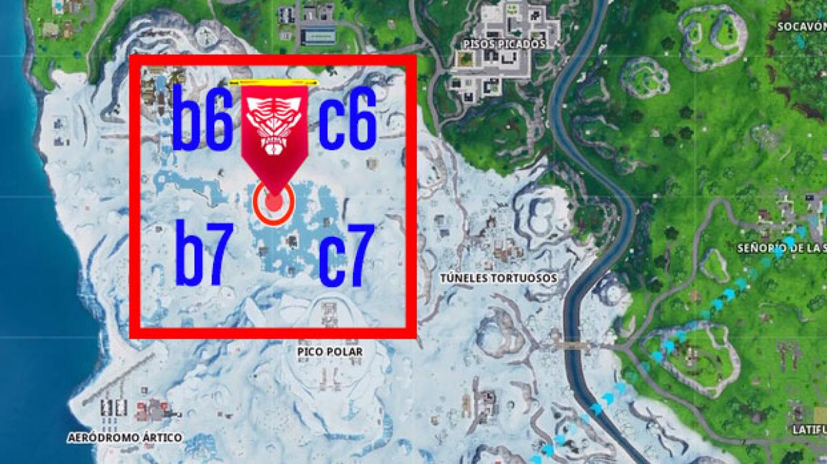 Mapa Fortnite Temporada 9.Villa Vivaracha Fortnite Mapa Temporada 9 Fortnite Tracker