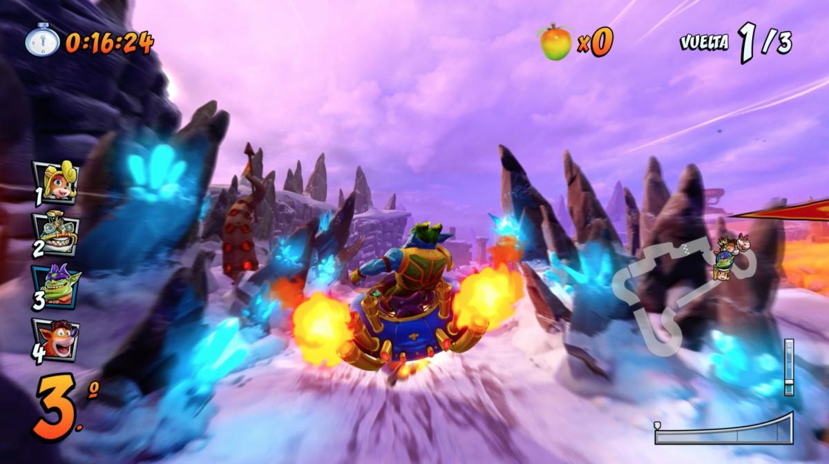 Análisis de Crash Team Racing Nitro Fueled para PS4, One y