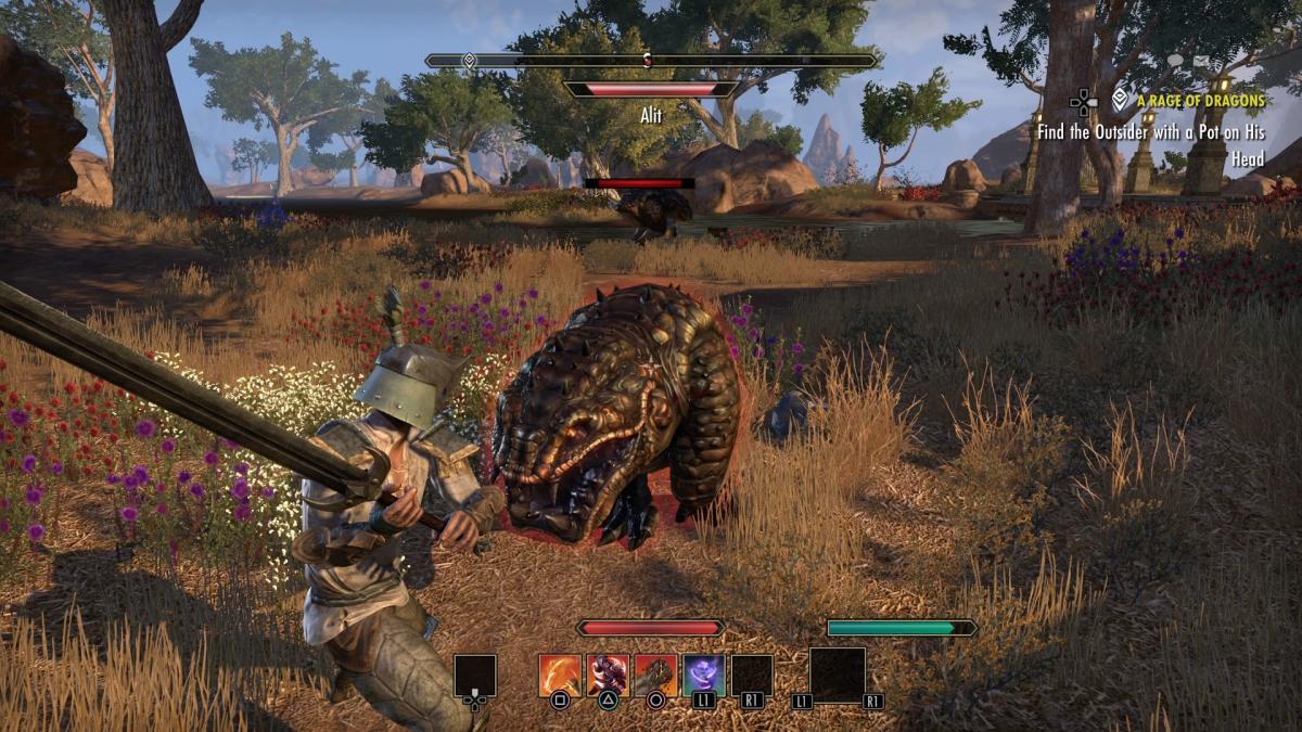 Análisis de The Elder Scrolls Online Elsweyr para PS4, Xbox One y PC
