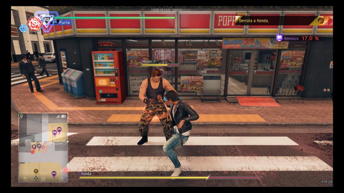 Análisis de Judgment spin off de la saga Yakuza para PS4