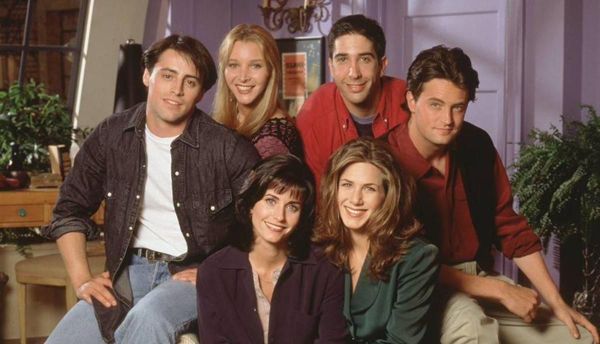 Las dos historias de Friends que sus creadores ahora eliminarían