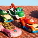 Super Mario Bros. de Hot Wheels.