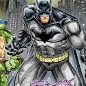 Batman: Tortugas Ninja