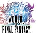 World of Final Fantasy - Cabecera