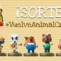 Animal Crossing sorteo amiibo