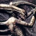 Alien H.R. Giger diseño original