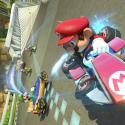 Mario Kart 8 Deluxe derrapar