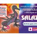 Salazzle GAME