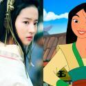 Liu Yifei es Mulan en la película de acción real