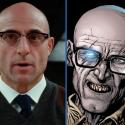 Mark Strong negocia ser el villano de Shazam!