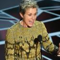 Frances McDormand reivindicando la diversidad en Hollywood