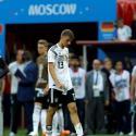 Derrota de Alemania Mundial de Rusia 2018