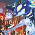 Pokémon UltraSol y UltraLuna - Groudon y Kyogre