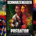 Predator en cine, cómic y videojuegos