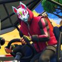 Fortnite - Kitsune-Drift