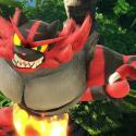 Ken e Incineroar en Super Smash Bros. Ultimate