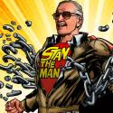 Stan Lee, por Neal Adams