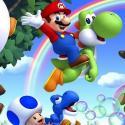 New Mario bros u