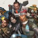 Apex Legends selfie