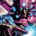 Galactus cómics Marvel
