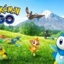 Pokémon GO cuarta generación