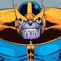 Thanos en los comics