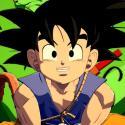 Dragon Ball FighterZ y Goku GT