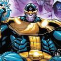 Thanos en los cómics Marvel
