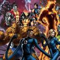 X-Men y los 4 Fantásticos