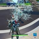 golpea con un globo de agua a otros jugadores en Fortnite
