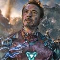Vengadores Endgame - Iron Man chasquido