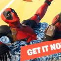 Find Deadpool Card for Epic Games Fortnite
