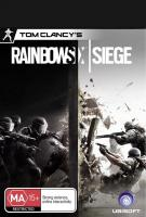 Caratula - Tom Clancy's Rainbow Siege