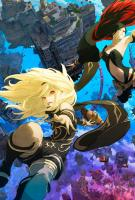 Gravity Rush 2 - Carátula