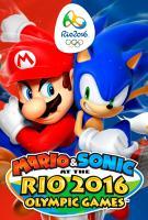 Mario & Sonic en los Juegos Olímpicos: Rio 2016 - Carátula