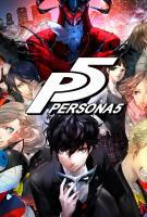 Persona 5 - Carátula