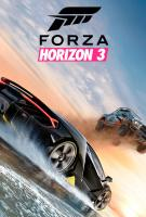 Forza Horizon 3 - Carátula