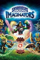 Skylanders Imaginators - Carátula