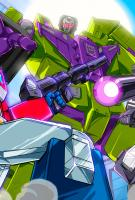 Transformers Devastation - Carátula