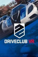 DriveClub VR - Carátula